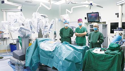 达芬奇机器人减重手术